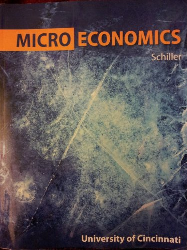 9780077777425: Microeconomics, Custom for University of Cincinnati