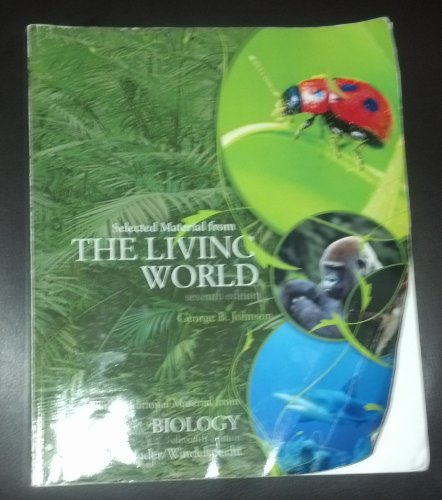 9780077779887: The Living World 7th Edition -Paperback