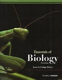 9780077783952: Essentials of Biology, 3rd Edition, Sante Fe College