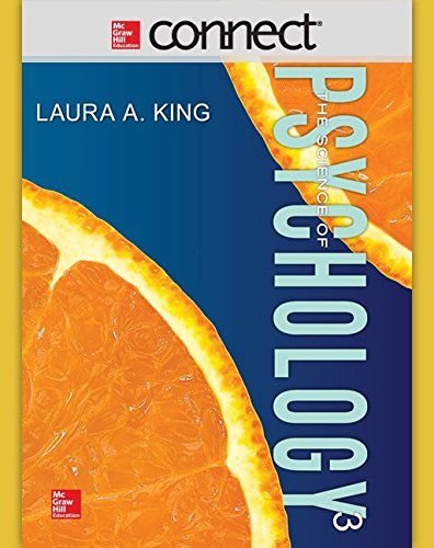 Connect Access Card for The Science of: King, Laura