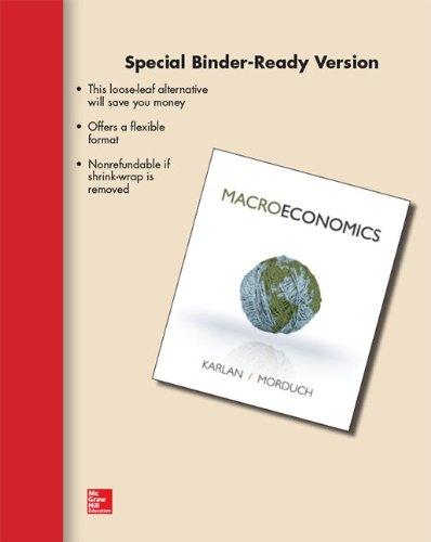9780077799083: Loose Leaf for Macroeconomics