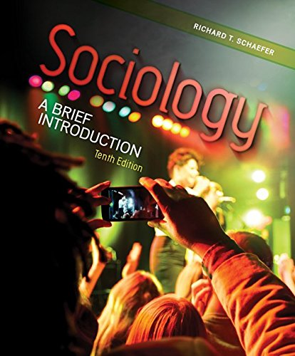 9780077800826: Sociology: A Brief Introduction with Connect Plus Access Card