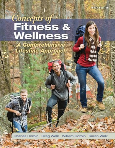 9780077800833: LL Concepts of Fitness and Wellness with CNCT Plus Access Card