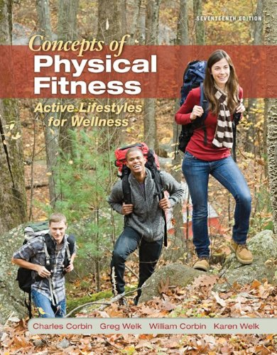 9780077800840: LL Concepts of Physical Fitness with Connect Plus Access Card