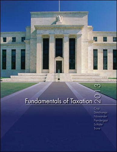 9780077801908: MP Fundamentals of Taxation 2013 Edition with TaxAct Software