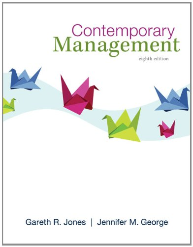 9780077801977: Contemporary Management with ConnectPlus