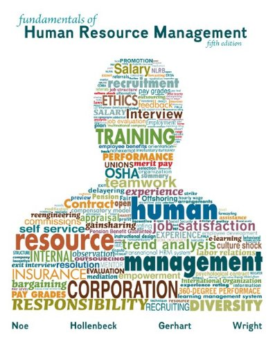 9780077801984: Fundamentals of Human Resource Management with Connect Plus