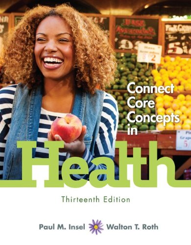 9780077805104: Connect Core Concepts in Health with Online Access Code