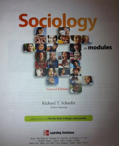 9780077805234: Sociology in Modules