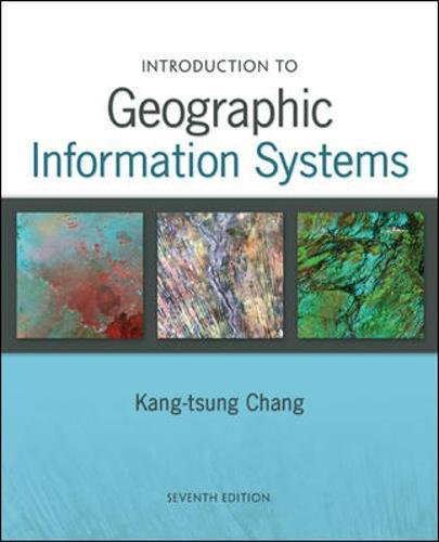 9780077805401: Introduction to Geographic Information Systems with Data Set CD-ROM