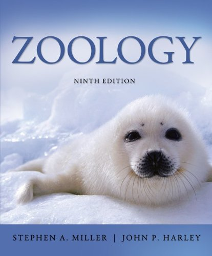 9780077805425: Zoology with Connect Plus Zoology Access Card