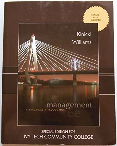 9780077807979: Management a Practical Introduction 6th Edition