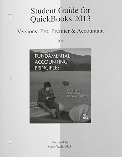 9780077819705: Quickbooks Templates with Quickbooks Software and Quickbooks Study Guide