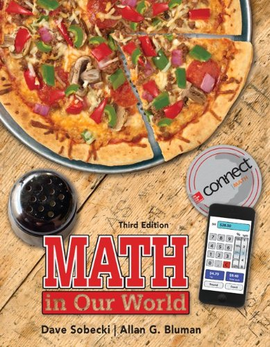 9780077821791: LearnSmart Standalone 18 wks Access Card for Sobecki Math in Our World, 3e