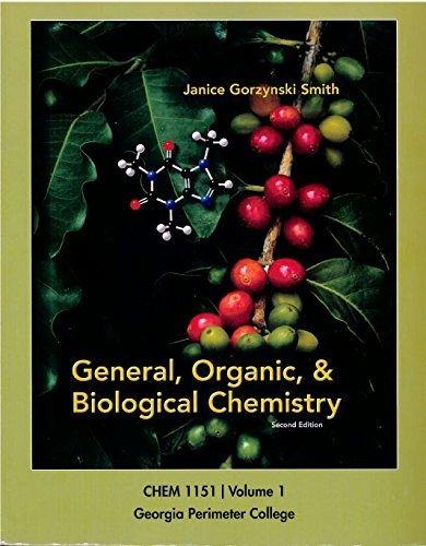 9780077823689: General, Organic, & Biological Chemistry