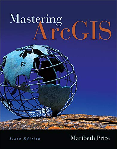 9780077826260: Mastering ArcGIS with Video Clips DVD-ROM (WCB Geography)