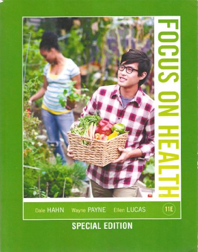 9780077828011: Focus on Health-Special Edition