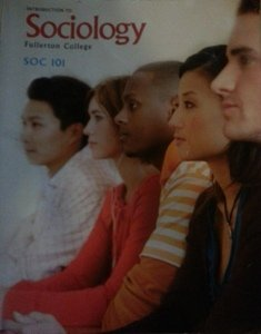 9780077828813: Introduction To Sociology Fullerton College Soc 101