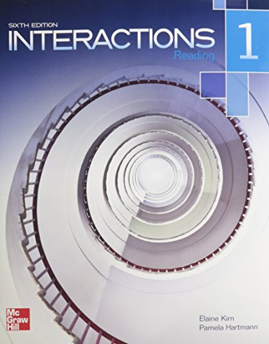 9780077830984: Interactions Level 1 Reading Student Book plus Registration Code for Connect ESL