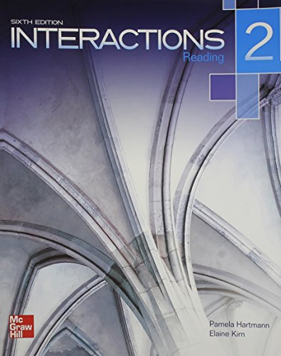 9780077831011: Interactions Level 2 Reading Student Book plus Registration Code for Connect ESL