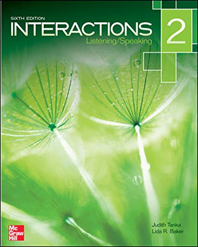 9780077831028: Interactions Level 2 Listening/Speaking Student Book plus Registration Code for Connect ESL