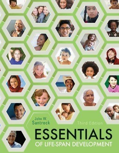 9780077831639: Essentials of Life-span Development 3rd Ed. J. Santrock