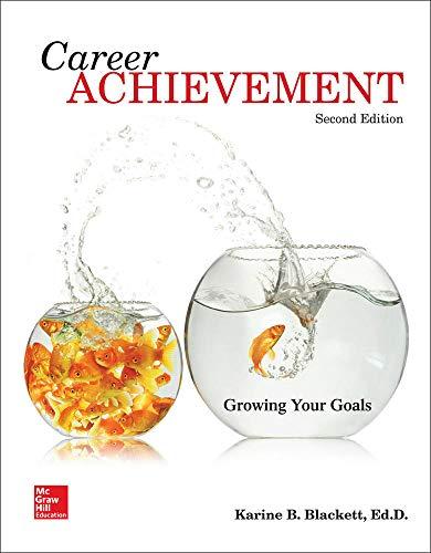 9780077831882: Career Achievement: Growing Your Goals
