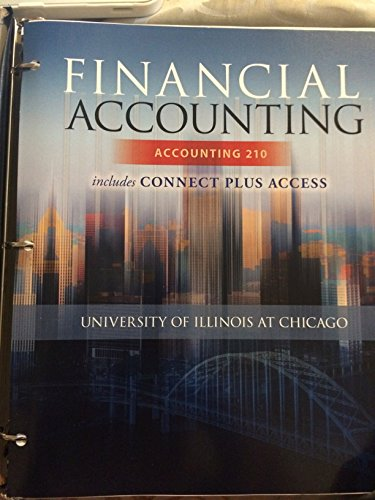 9780077833770: Financial Accounting 210 UIC