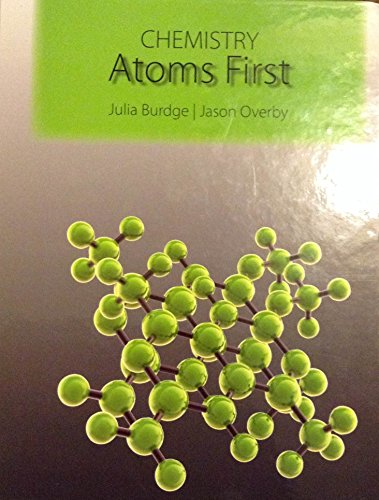 9780077834265: Combo: Chemistry - Atoms First with LearnSmart Access Card
