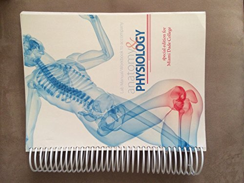 9780077835798: Lab Manual Anatomy and Physiology
