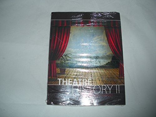 9780077835842: Theatre History II