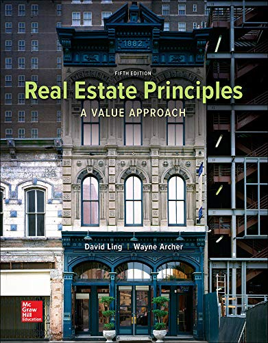 9780077836368: Real Estate Principles: A Value Approach (Mchill-hill/Irwin Series in Finance, Insurance, and Real Estate)
