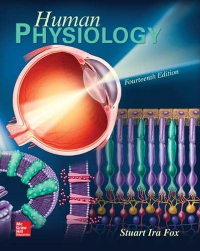 Human Physiology (Hardcover): Stuart Fox