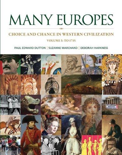 9780077836399: Looseleaf for Many Europes: Vol I
