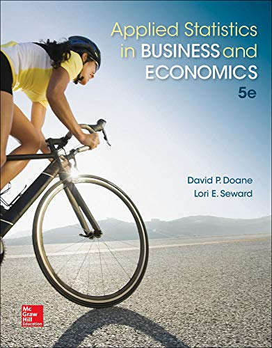 9780077837303: Applied Statistics in Business and Economics