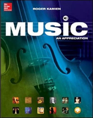 9780077837310: Music: An Appreciation, Brief Edition