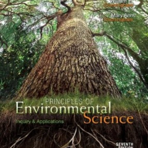 9780077839970: Package: Principles of Environmental Science with Connect 1-semester Access Card