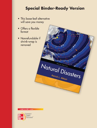 9780077840297: Loose Leaf for Natural Disasters