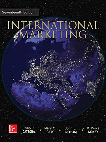 9780077842161: International Marketing