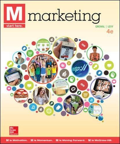 9780077861025: M: Marketing (Irwin Marketing)