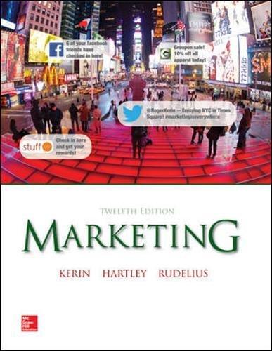 9780077861032: Marketing (Irwin Marketing)