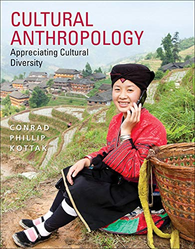 9780077861537: Cultural Anthropology