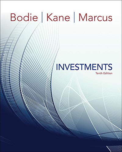 Investments (McGraw-Hill/Irwin Series in Finance, Insurance, and Real Est): Bodie, Zvi; Kane, ...