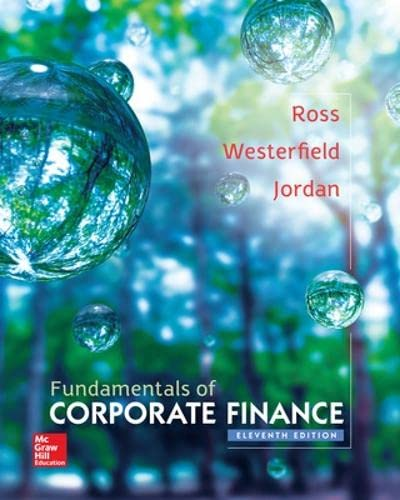 9780077861704: Fundamentals of Corporate Finance, 11th Edition (The Mcgraw-Hill/Irwin Series in Finance, Insurance, and Real Estate)