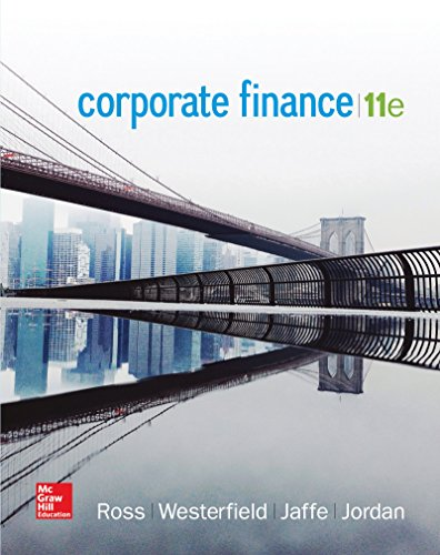 9780077861759: Corporate Finance (The Mcgraw-hill/Irwin Series in Finance, Insurance, and Real Estate)