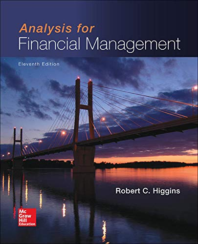 9780077861780: Analysis for Financial Management (Mcgraw-Hill/Irwin Series in Finance, Insurance, and Real Estate)