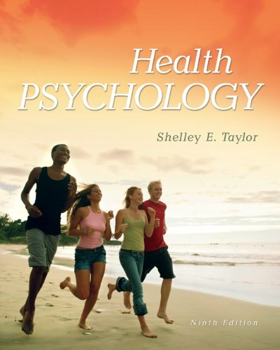 Health Psychology: Taylor Distinguished Professor,