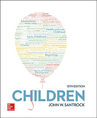 Children 9780077861834 Connecting research and results. As a master teacher, John Santrock connects students to current research and real-world application, he