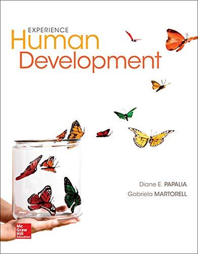 Experience Human Development, 13th Edition (0077861841) by Diane E. Papalia; Gabriela Martorell