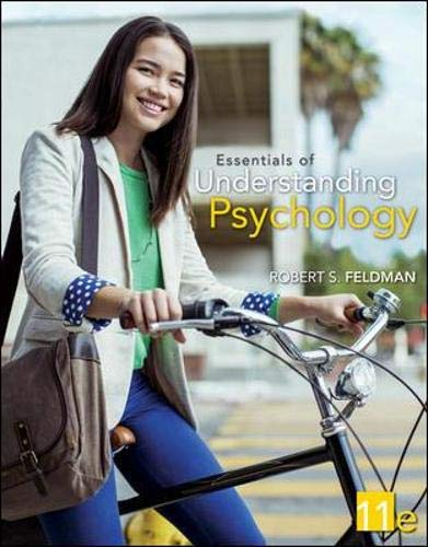 9780077861889: Essentials of Understanding Psychology